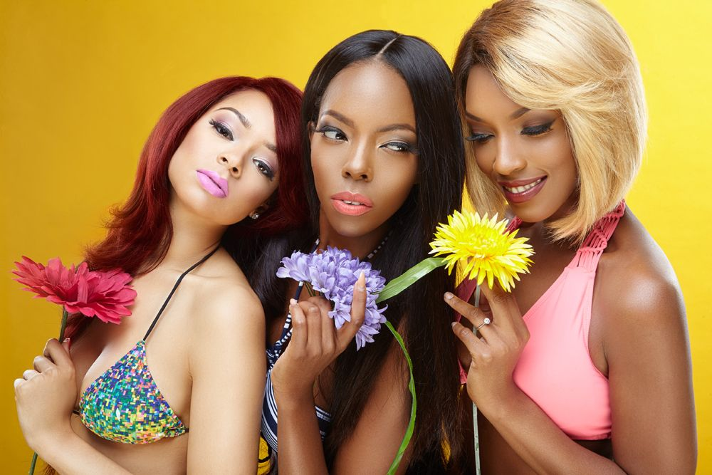 Melly Virgins Hair x Doranne Beauty Summer Campaign - Bellanaija - August2015002
