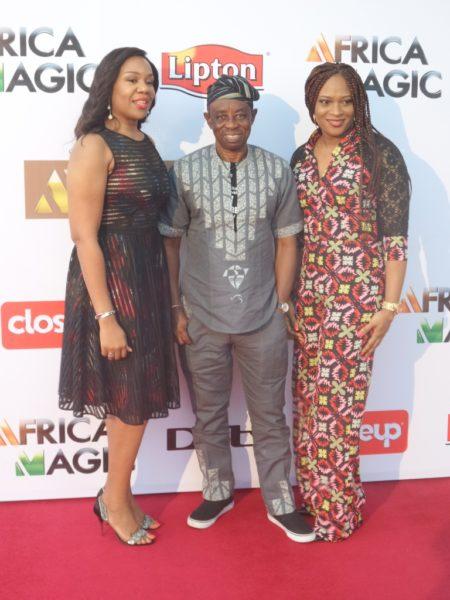 Wangi Mba Uzoukwu, Tunde Kelani and Chioma Afe