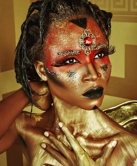Makeup by Caroline Danjuma - BellaNaija - September 2015005