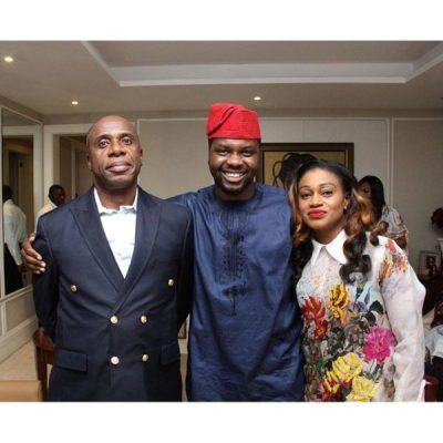 Mo Abudu at 51 - Birthday party 5