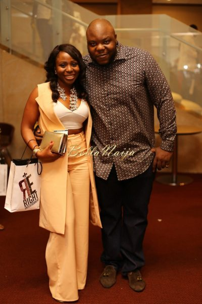 Toyosi Phillips & Bizzle Oshikoya