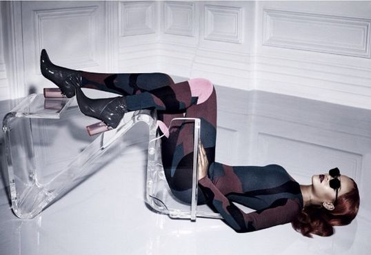 Rihanna x Dior - gorgeoutrends- September