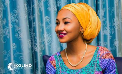 Image result for zahra buhari