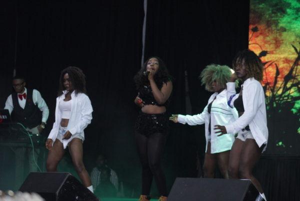 23-Port Harcourt singer, Fortune