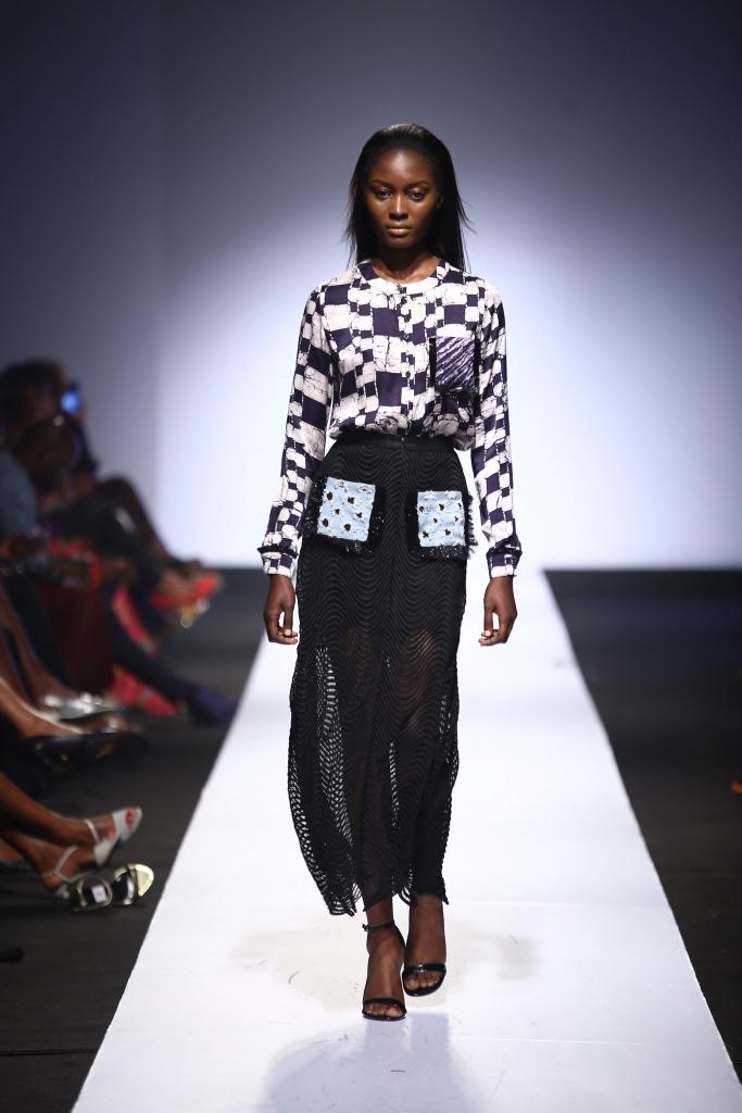 Heineken Lagos Fashion & Design Week 2015 Maki Oh Collection - BellaNaija - October 2015