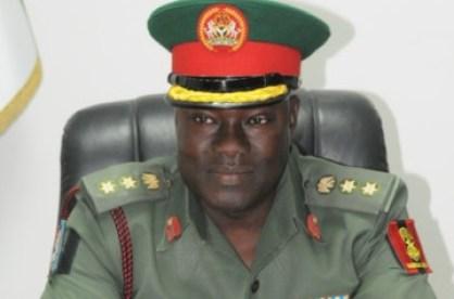 Brigadier-General Rabe Abubakar