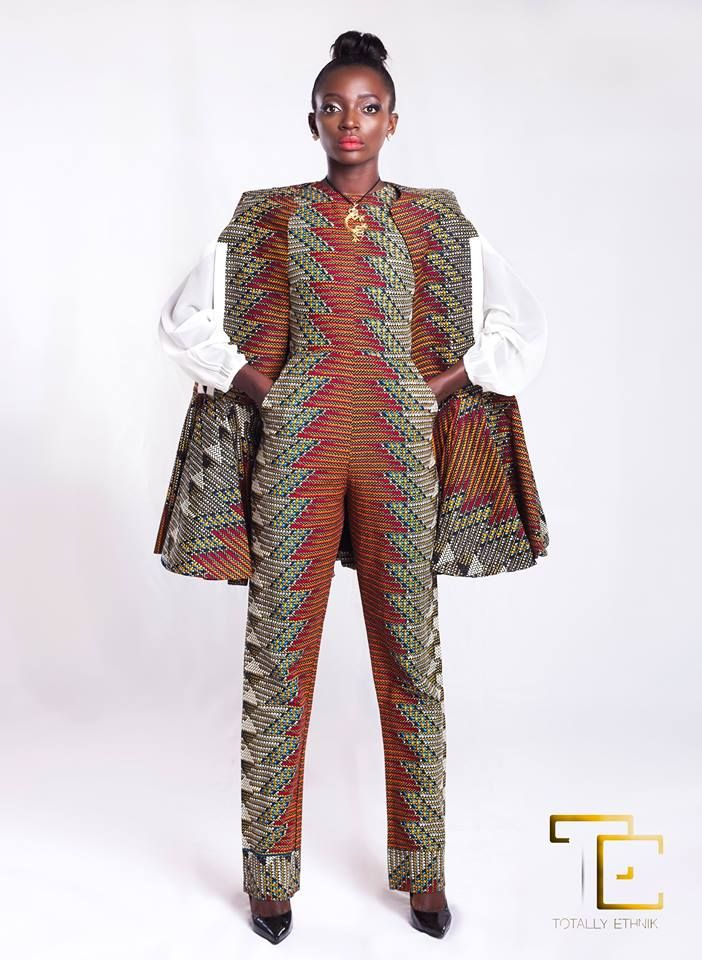Totally Ethnik Fall 2015 Collection Lookbook - Bellanaija - October016