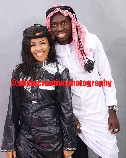 Akpororo and Josephine Abraham Pre-Wedding 4