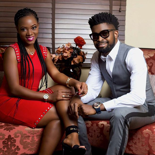 Image result for basketmouth 7 wife
