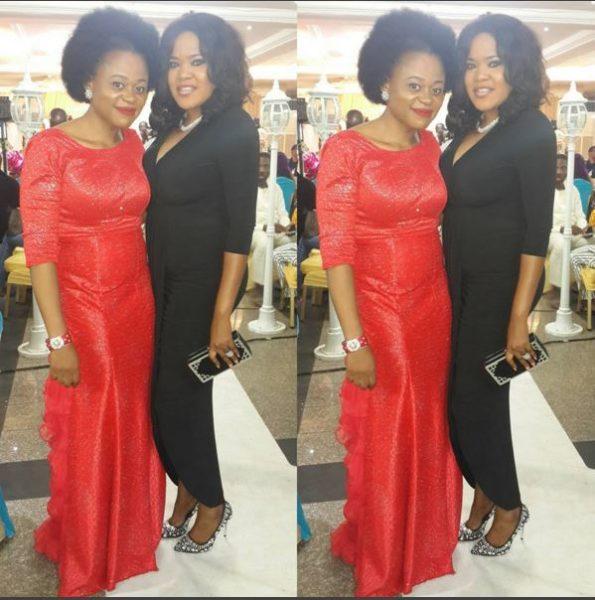Stephanie Nkechi Chigbu & Toyin Aimakhu