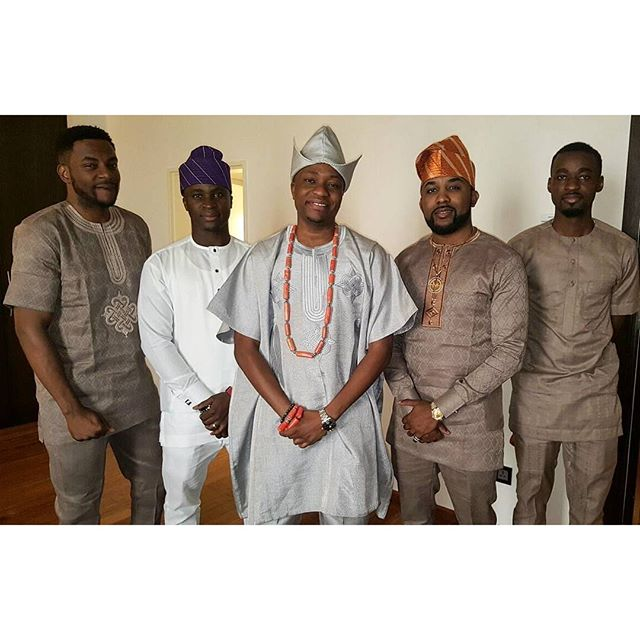 TSquared2016_Toolz and Tunde Demuren Traditional Wedding_2