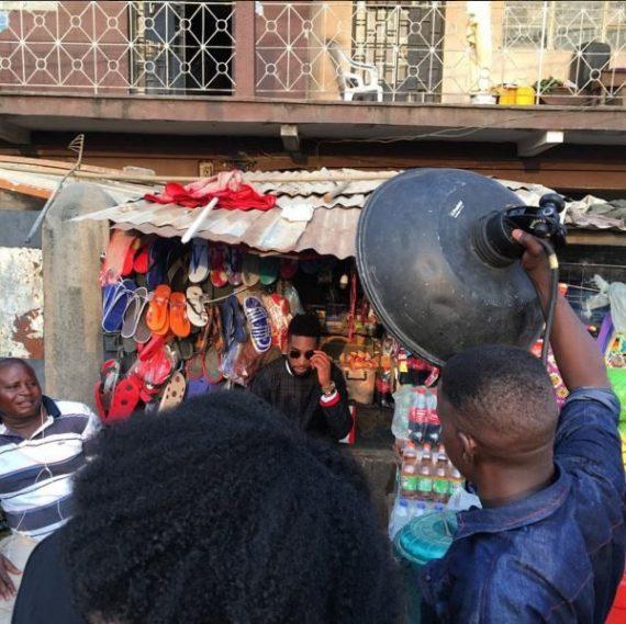 Tinie Tempah in Lagos 1