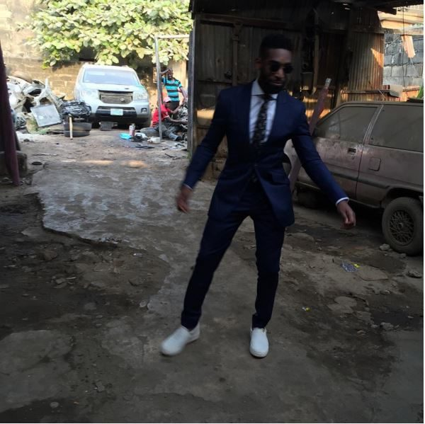 Tinie Tempah in Lagos 3