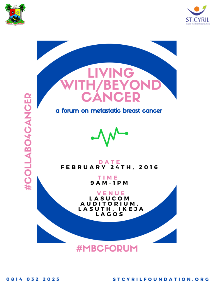 St. Cyril World Cancer Day Event