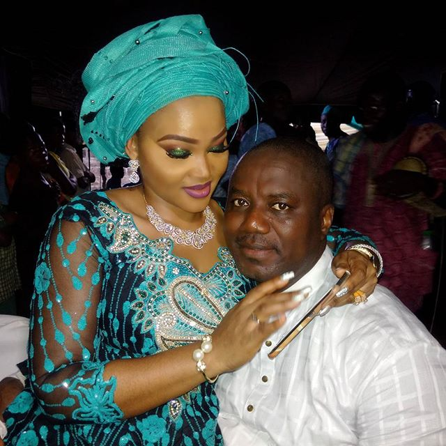 Image result for Mercy Aigbe Gentry and lanre