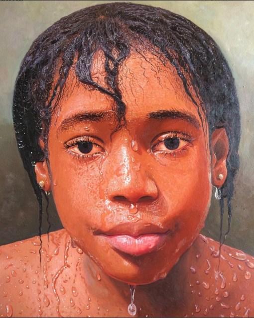 Oresegun Olumide Painting 1