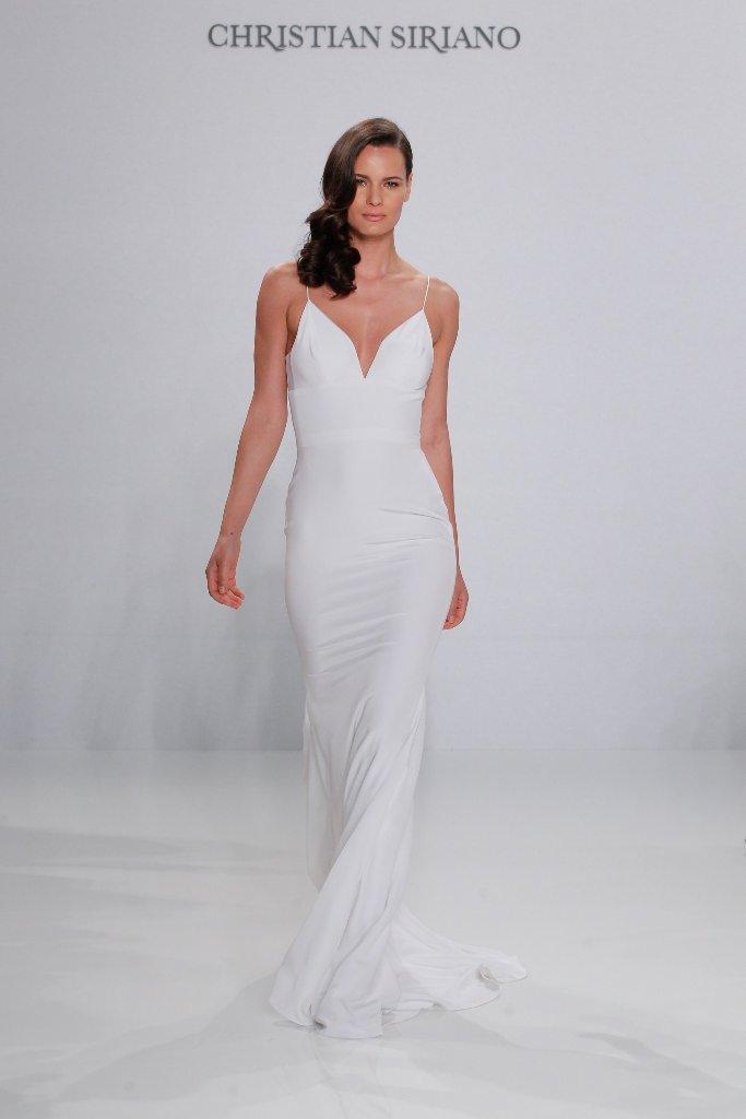 BN Bridal Christian Siriano For Kleinfeld SpringSummer