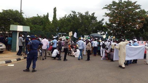 Occupy Nass Protest Abuja2