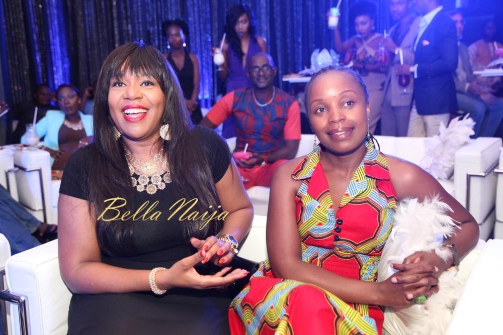Wangi Mba Uzoukwu and Risper Muthamia
