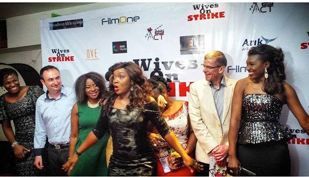 Wives on Strike Premiere BellaNaija 7