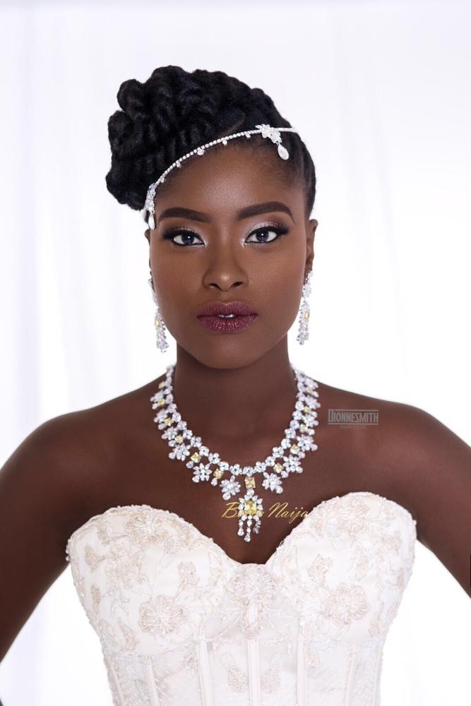 Dionne Smith Hair - Joy Adenuga Makeup - Ernest Simons Photography - BN Bridal Beauty - 2016 - BellaNaija -4738