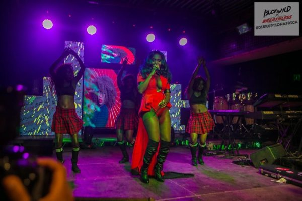 Buckwyld and Breathless The Distruption Africa Tour Concert Nairobi Kenya BellaNaija (19)