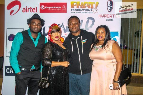 Buckwyld and Breathless The Distruption Africa Tour Concert Nairobi Kenya BellaNaija (38)