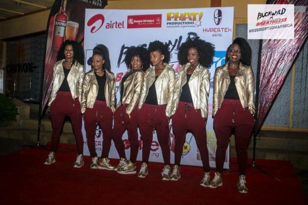 Buckwyld and Breathless The Distruption Africa Tour Concert Nairobi Kenya BellaNaija (4)