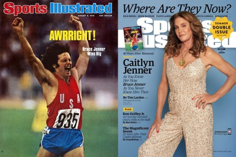 Image result for bruce jenner olympics to caitlyn jenner