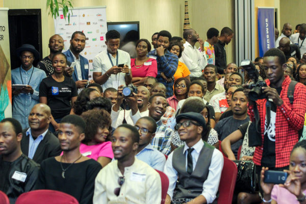 NEW MEDIA CONFERENCE 2016 - CROSS SECTION OF PARTICIPANTS 1