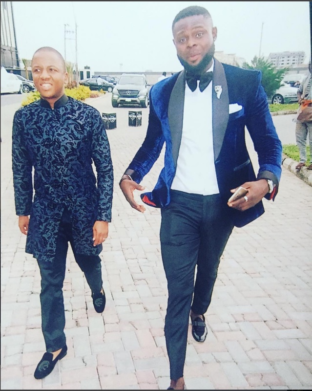 Noble Igwe Chioma Otisi Wedding BellaNaija 25