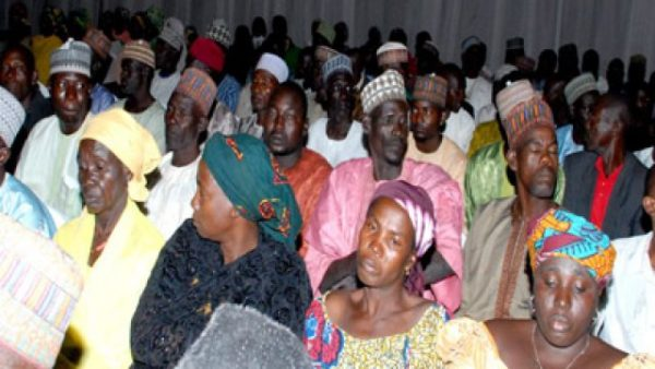 Chibok Parents