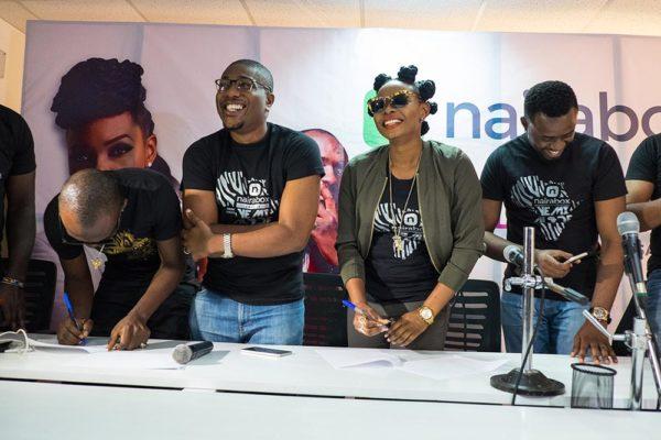 Naira Box Unveils Yemi Alade & Gneiuzz as Brand Ambassadors (8)