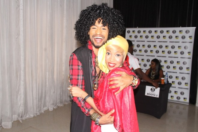 Denrele and Temi Dollface