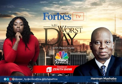 Herman Mashaba on My Worst Day with Peace Hyde