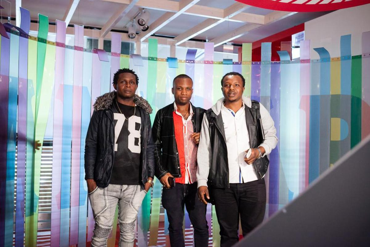 Okonkwo Chukwunonso, Thadeus Abugu and Ndubuisi Onyenanu