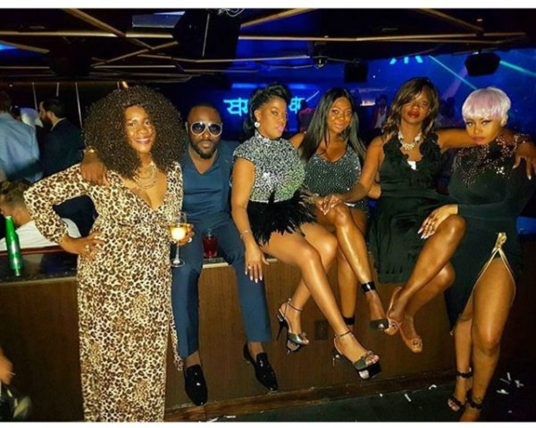 JIM IYKE CELEBRATES HIS 40TH BIRTHDAY IN VEGAS – SEE WHAT HIS SISTERS DID (PHOTOS)