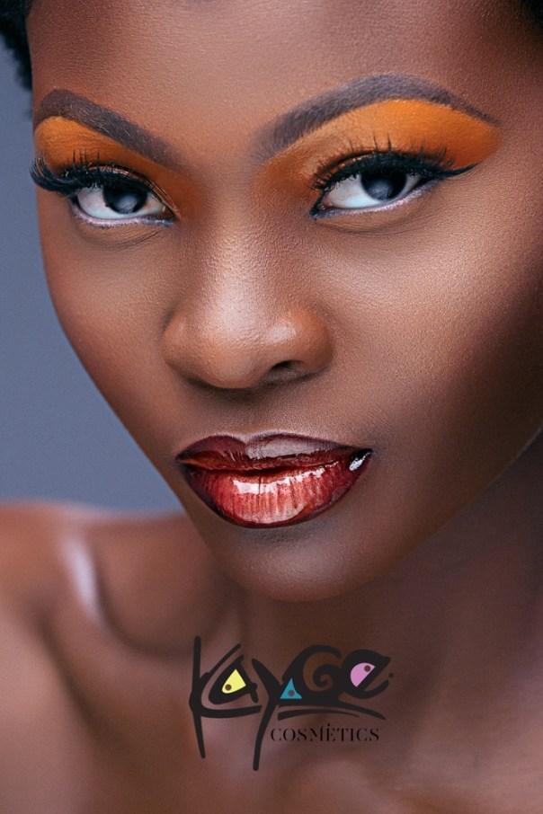 Kayge Cosmetics lipsticks