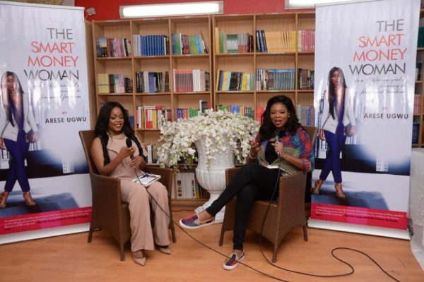 The Smart Money Woman - Lagos-Terra Kulture 2