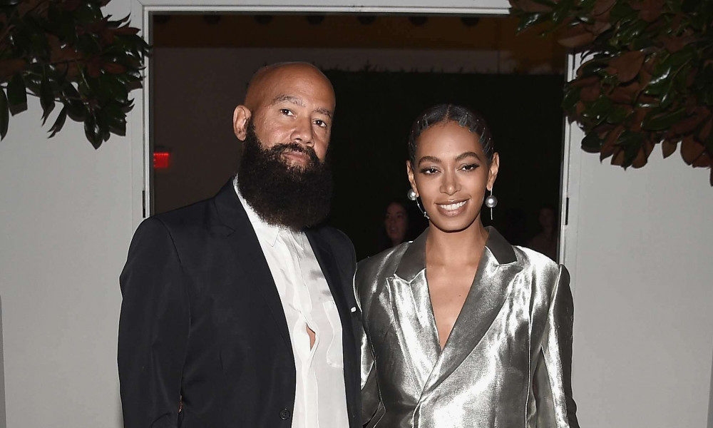 Solange Knowles announces split from husband Alan Ferguson