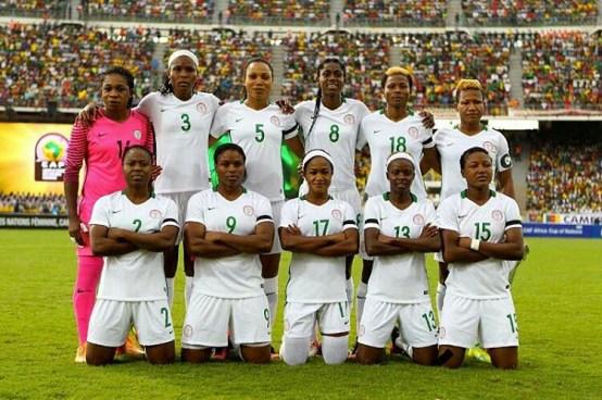 Nigeria's super falcons