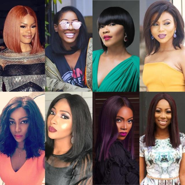 """bn beauty presents the """"bob-spiration"""" lookbook - see the"""
