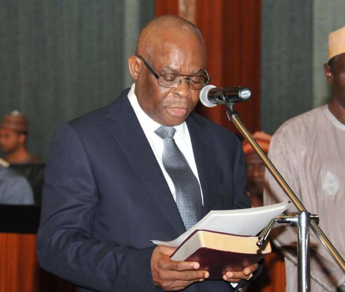 Suspended Chief Justice of Nigeria, Walter Onnoghen, Resigns - BellaNaija