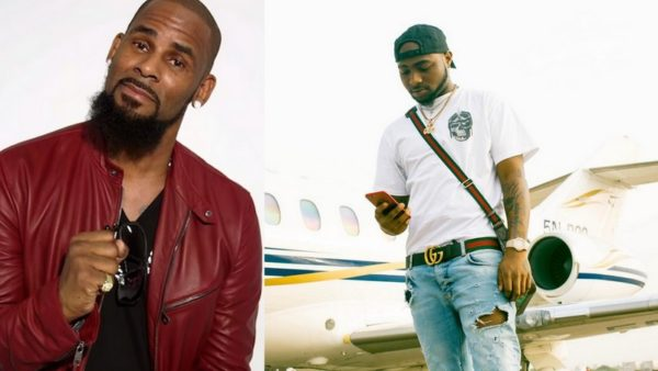 Davido If Remix Ft R. Kelly MP3 Download