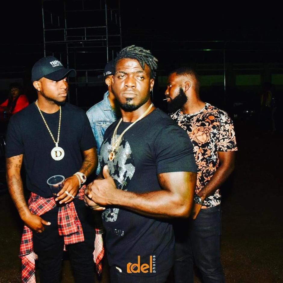BellaNaija - Davido gifts Longtime Friend a Tanker on His Birthday
