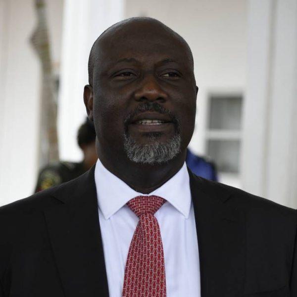Dino Melaye BellaNaija 600x600 - Senator Dino Melaye accuses INEC & Government Officials as agents behind his Recall