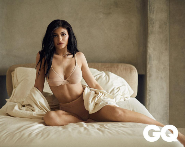Kylie Jenner is Sizzling Hot on the Cover of GQ Mexico BellaNaija (6)