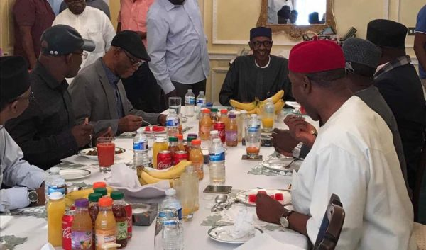 President Buhari sends his best wishes to Nigerians - Governor Okorocha
