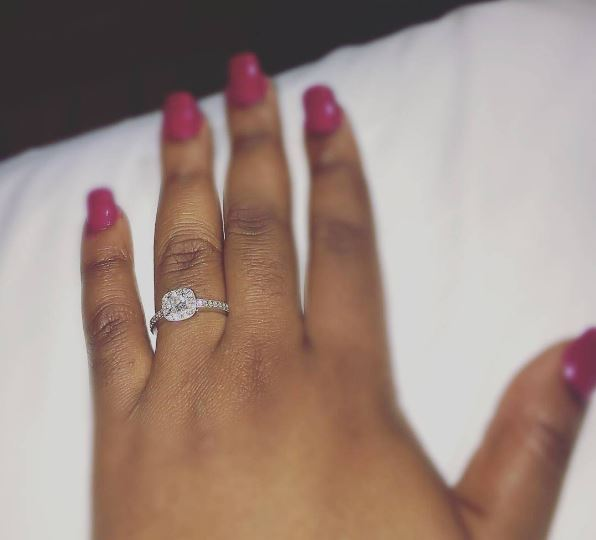 Toyosi Phillips announces Engagement to Etim Effiong - BellaNaija