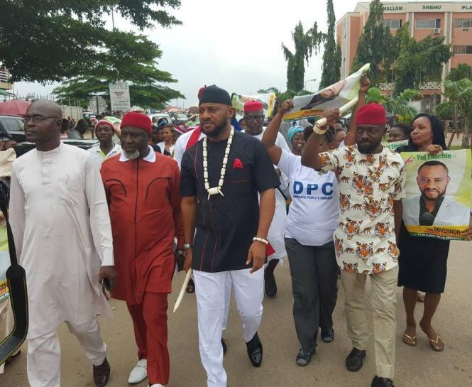 BellaNaija - Yul Edochie to run for Governor of Anambra under Democratic People's Congress